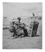 Samarkand: Transport, C1870 Fleece Blanket