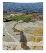 Sammo Island Fleece Blanket