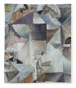 Samovar Fleece Blanket