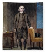 Samuel Adams (1722-1802) Fleece Blanket