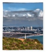 San Diego Fleece Blanket