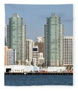 San Diego Fleece Blanket