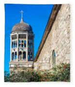 San Francisco Church Fleece Blanket