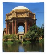 San Francisco - Palace Of Fine Arts Fleece Blanket