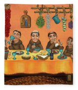 San Pascuals Table 2 Fleece Blanket
