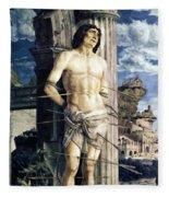 San Sebastian 1480 Fleece Blanket