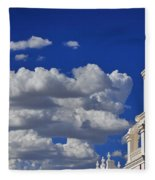 San Xavier Fleece Blanket