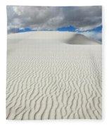 Sand Dune Magic 4 Fleece Blanket