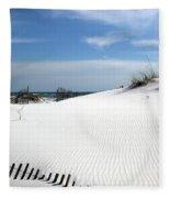 Sand Dunes Dream Fleece Blanket
