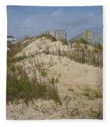 Sand Dunes II Fleece Blanket