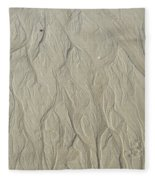 Sand Fire 3 Fleece Blanket