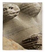 Sand Spirits Fleece Blanket