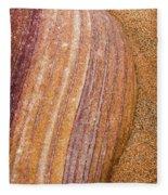 Sand Stone Fleece Blanket