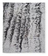 Sand Stripes Fleece Blanket