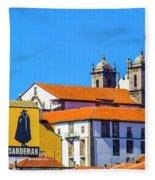 Sandman Fleece Blanket