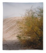 Sands Of Monahans Fleece Blanket