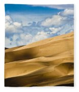 Sands Of Time Fleece Blanket