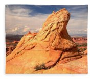 Sandstone Gopher Fleece Blanket