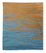 Sandstone Reflections Fleece Blanket