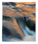Sandstone Reflections Fleece Blanket