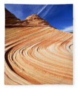 Sandstone Slide Fleece Blanket