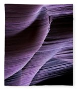 Sandstone Symphony Fleece Blanket