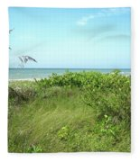 Sanibel Island Fleece Blanket
