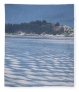 Sanjuan Islands Fleece Blanket