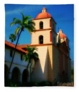 Sannta Barbara Mission Fleece Blanket
