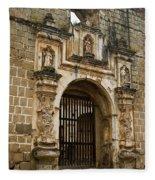Santa Clara Antigua Guatemala Ruins 2 Fleece Blanket
