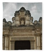 Santa Clara Antigua Guatemala Ruins  Fleece Blanket