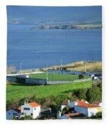Sao Miguel Island - Azores Fleece Blanket