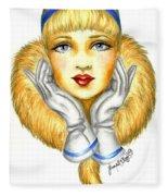 Sarah Fleece Blanket