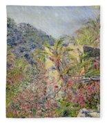 Sasso Valley Fleece Blanket