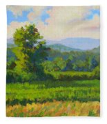 Sautee Vista Fleece Blanket