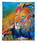 Savanna King Fleece Blanket