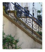 Savannah Stairs Fleece Blanket