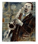 Saxplayer 570120 Fleece Blanket