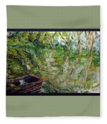 Sazava Fleece Blanket