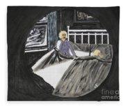 Scary Dreams Fleece Blanket