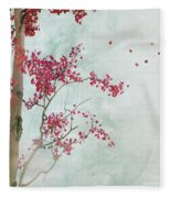 Scattered To The Four Winds Fleece Blanket