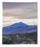 Scenic Vermont 1 Fleece Blanket
