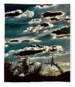 Scented By Day Dreams Fleece Blanket