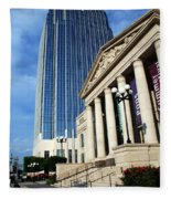 Schermerhorn Symphony Center Nashville Fleece Blanket