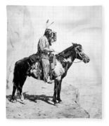 Schreyvogel: The Scout Fleece Blanket