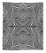 Schriever Fleece Blanket