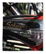 Schwinn Black Phantom Fleece Blanket