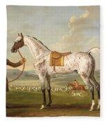 Scipio - Colonel Roche's Spotted Hunter Fleece Blanket