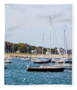 Scituate Harbor Fleece Blanket