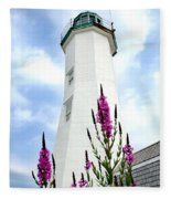 Scituate Light Fleece Blanket